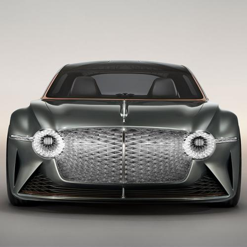 Bentley Car Centenary