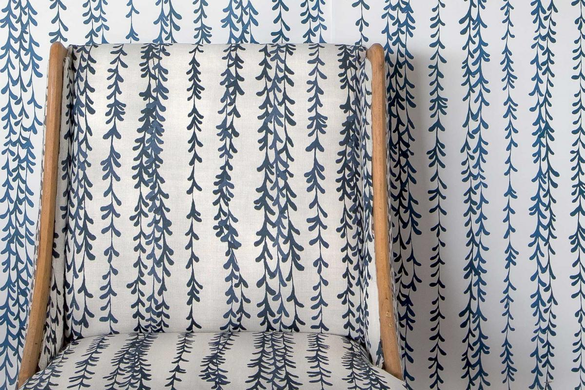 """""""Weeping Willow"""", available in 5 colourways - 100% BELGIAN LINEN"""