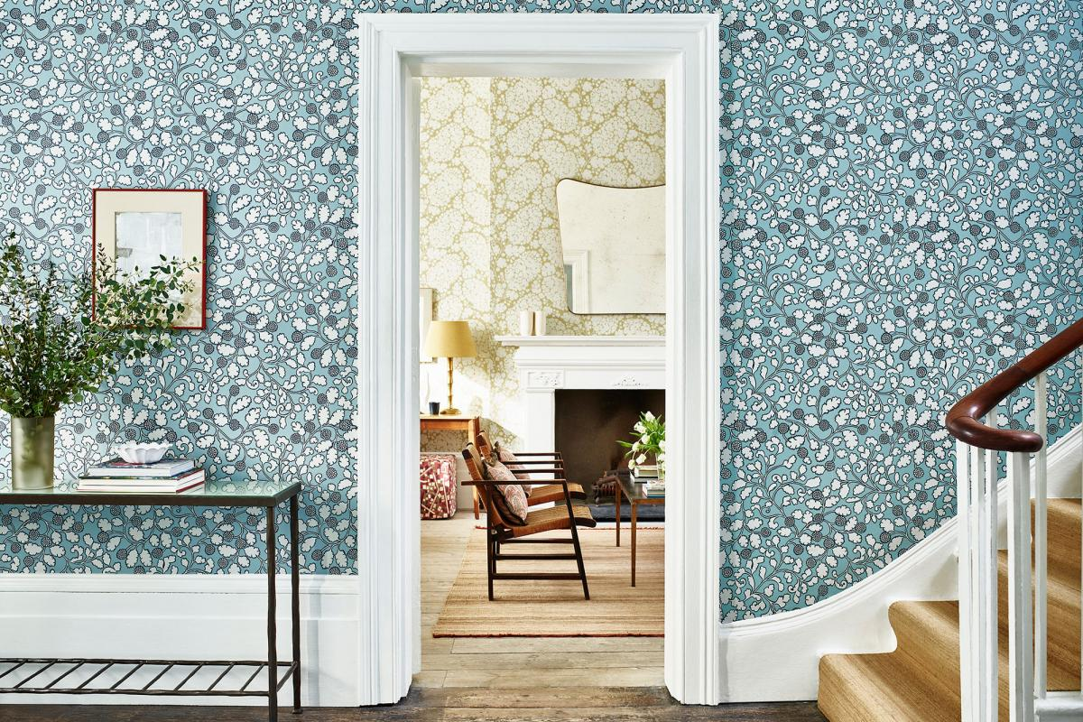 Sussex Wallpaper Collection from George Spencer Designs
